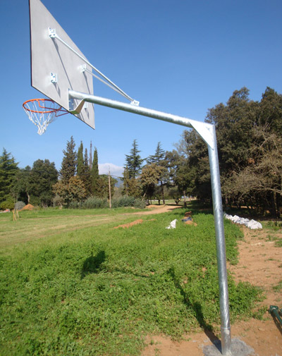 Cistella basket fixe