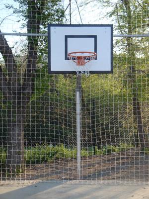 Cistella minibasquet fixe