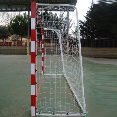 Porteria handbol móbil