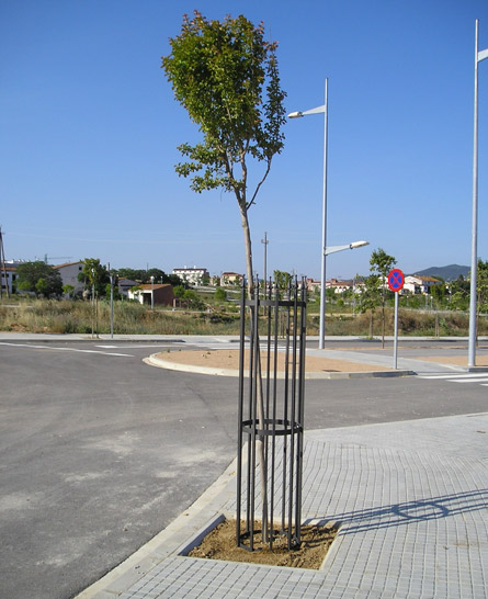 protector arbres urbe